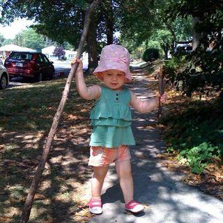 Thea stick