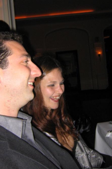 Jess and Tom